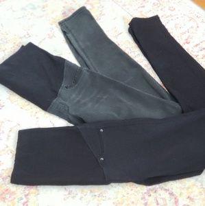 H&M  Maternity Skinny jeans bundle